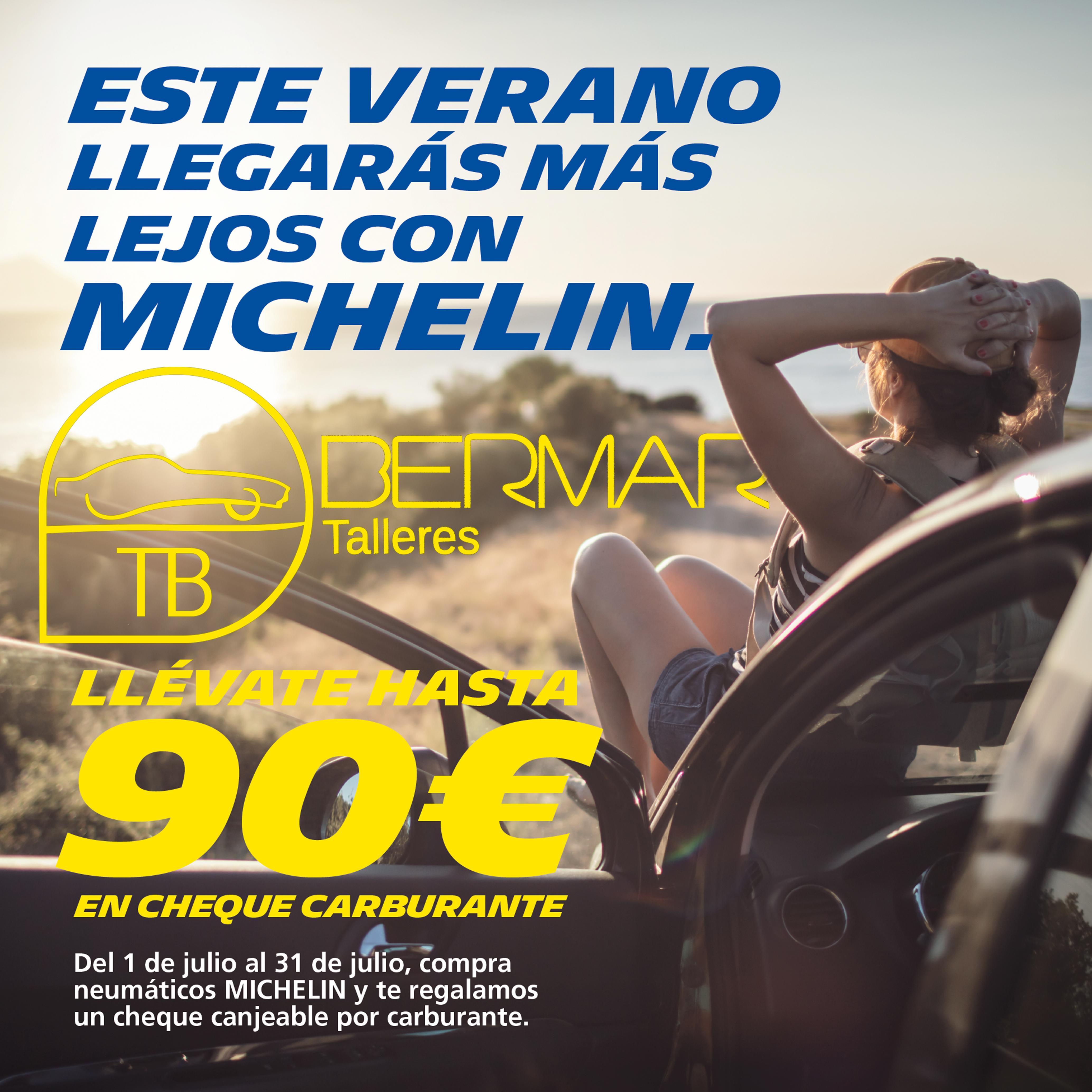 DISFRUTA EL VERANO CON MICHELIN